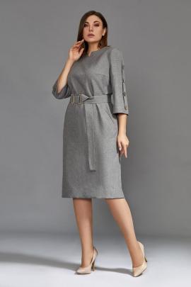 Платье Mubliz 611 серый