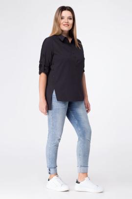 Блуза Панда 35840z черный