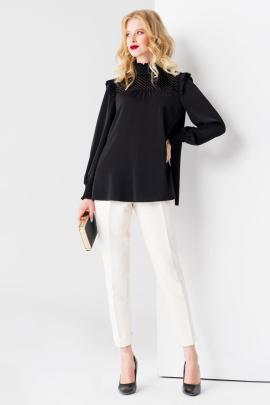 Блуза Панда 63240z черный