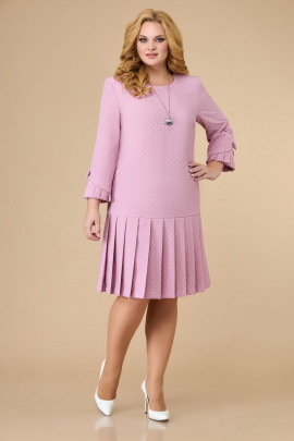 Платье Svetlana-Style 1429 клевер+горох