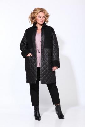 Пальто Karina deLux М-9908 черный
