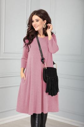 Платье Anastasia 495 розовый