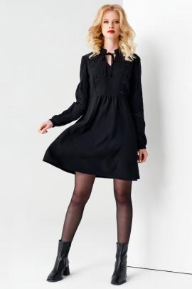 Платье Панда 56480z черный