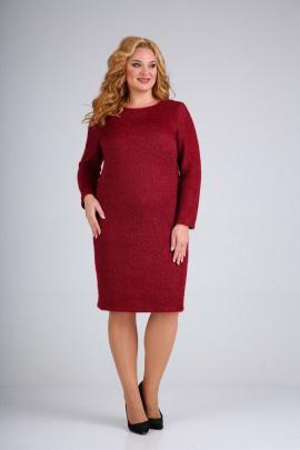Платье Mamma Moda М-670 красный