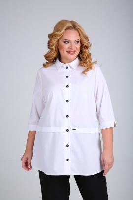 Блуза Mamma Moda М-21 белый