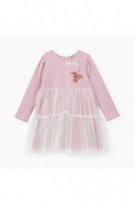 Платье Bell Bimbo 212015 т.розовый
