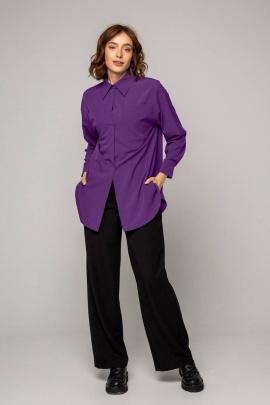 Рубашка Ivera 5023 фиолетовый