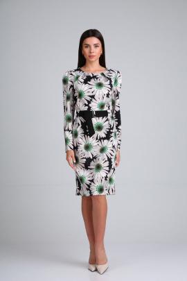 Платье Moda Versal П2325 бирюзовый