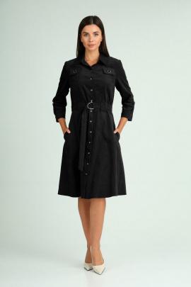 Платье Moda Versal П2343 черный