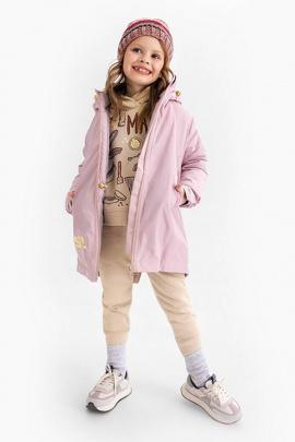 Куртка Bell Bimbo 213065 пепельно-розовый