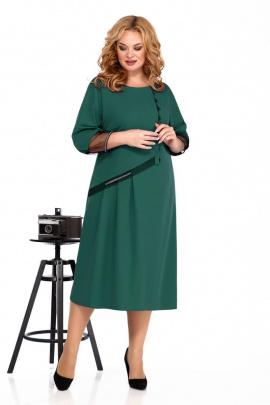 Платье Karina deLux М-9932 изумруд