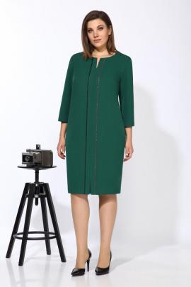 Платье Karina deLux М-9938 изумруд