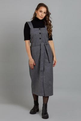 Сарафан Mirolia 969 серый