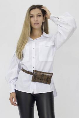 Блуза Effect-Style 805 белый