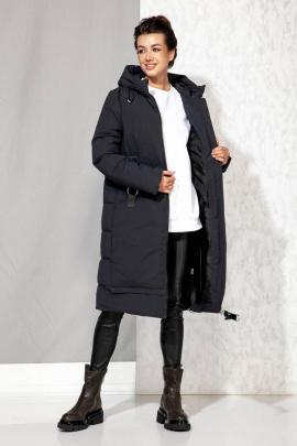 Пальто Beautiful&Free 4060 малахит