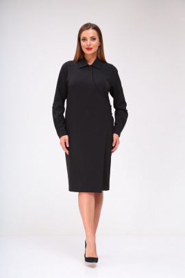 Платье Vilena 660 черный