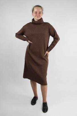 Платье Полесье С4767-21 1С1059-Д43 164 коньяк
