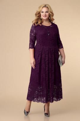 Платье Romanovich Style 1-2221 слива