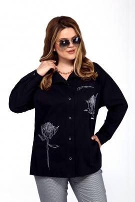 Рубашка Olegran 3792/1 черный