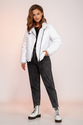 Куртка Dilana VIP 1753 белый