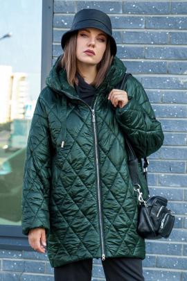 Куртка Lady Secret 6321 изумруд