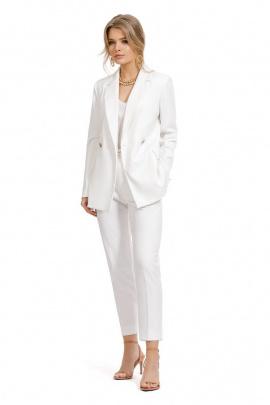 Женский костюм PiRS 906 белый