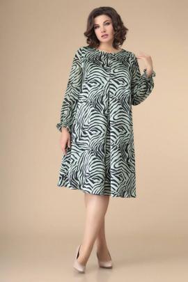 Платье Romanovich Style 1-2070 мята