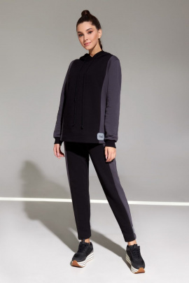 Спортивный костюм Allure 1014-1А серый