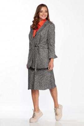 Женский костюм Belinga 2204 серый