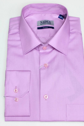 Рубашка Nadex 01-047312/204_170 темно-лиловый