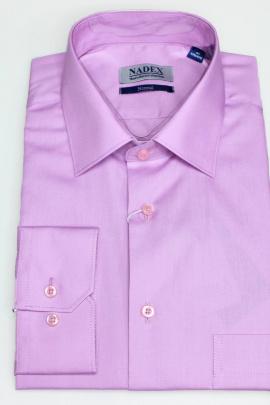 Рубашка Nadex 01-047312/204_182 темно-лиловый