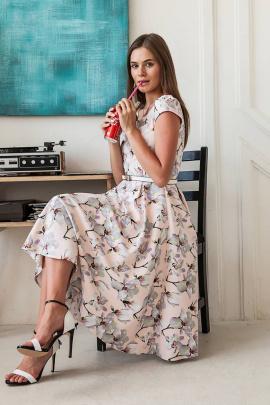 Платье ARTiMODA 321-07 розовый