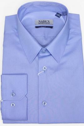Рубашка Nadex 01-048612/204_182 голубая_пудра