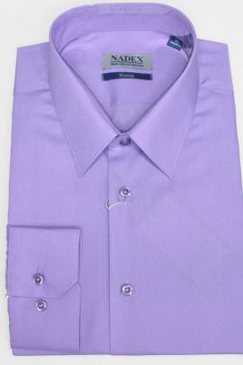 Рубашка Nadex 01-048612/204_182 лавандовый