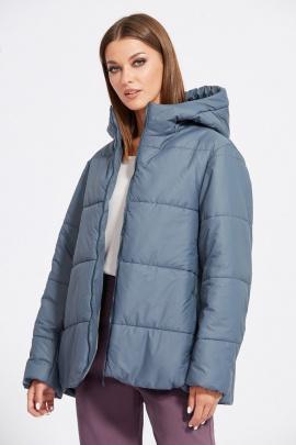 Куртка EOLA 2074 серо-синий