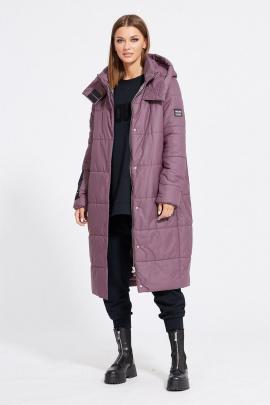 Пальто EOLA 2079 слива