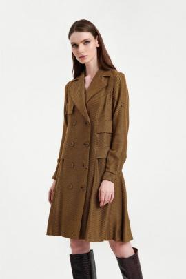 Платье AG Green G440/1 горчица