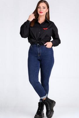 Блуза Таир-Гранд 62385 черный