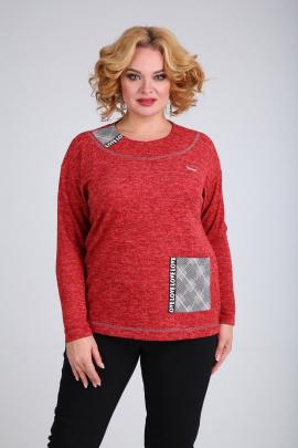 Блуза SOVITA M-757 красный