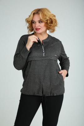 Блуза SOVITA M-106 серый