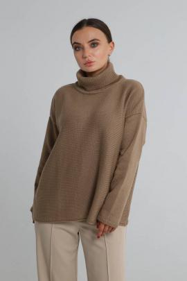 Джемпер Romgil ТЗ337 светло-коричневый