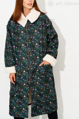 Пальто Art Ribbon M3576K