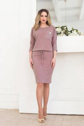 Платье Nalina 3048 жемчуг