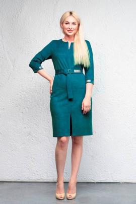 Платье Nalina 4550 бирюза