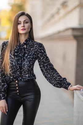 Блуза JKY ВА-006 черный