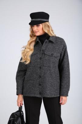 Пальто SandyNa 130605 графит