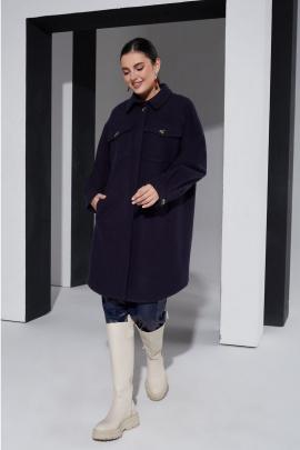 Пальто Lissana 4354 синий
