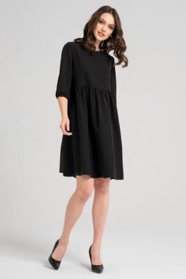 Платье Панда 60480z черный