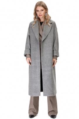 Пальто PiRS 1979 серый