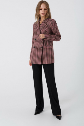Женский костюм PiRS 3421 розовый